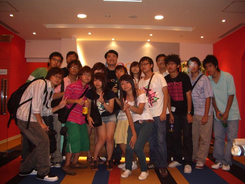 2008.10.25 Google Taiwan